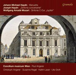 Cover of CD Concilium musicum Wien
